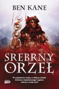 okładka Srebrny orzeł, Ebook | Ben Kane