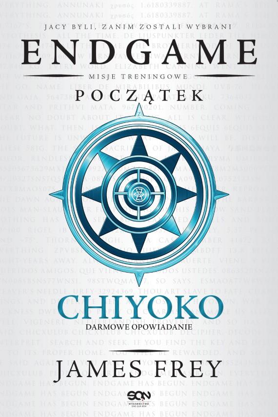 okładka Endgame. Początek (Chiyoko - Misje treningowe)ebook | EPUB, MOBI | James Frey
