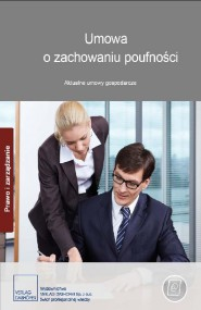 okładka Umowa o zachowaniu poufności. Aktualne umowy gospodarcze. Ebook | PDF | autor zbiorowy