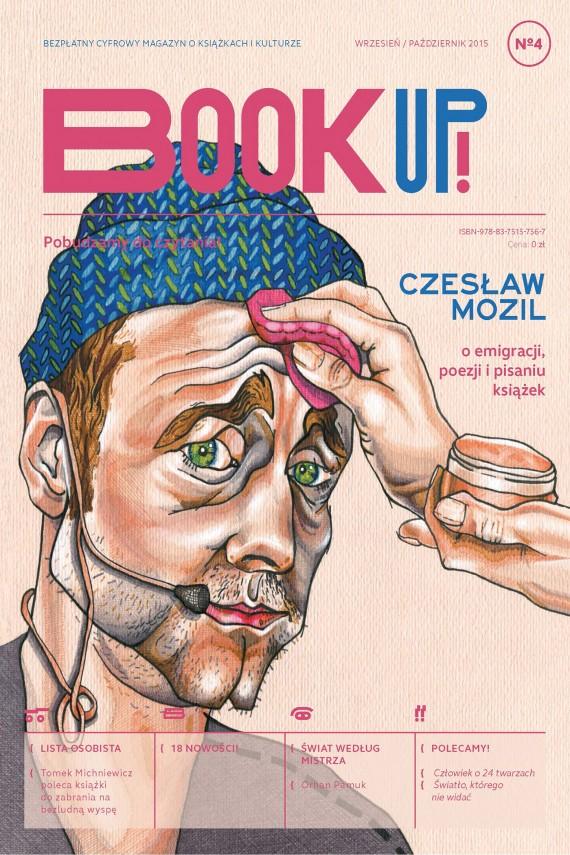 okładka Book Up! Pobudzamy do czytania numer 4ebook | EPUB, MOBI | autor  zbiorowy