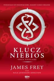 okładka Endgame. Klucz Niebios. Ebook | EPUB,MOBI | James Frey, Nils Johanson-Shelton