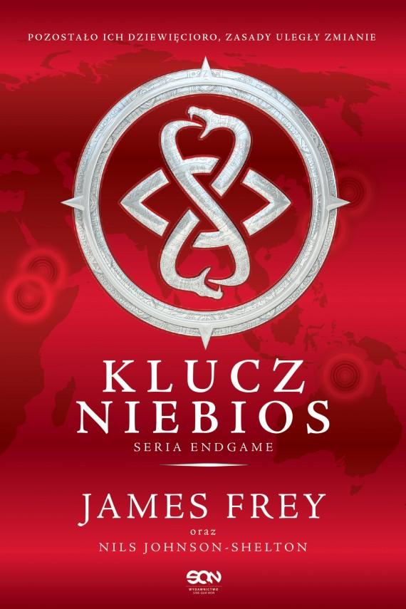 okładka Endgame. Klucz Niebiosebook | EPUB, MOBI | James Frey, Nils Johanson-Shelton
