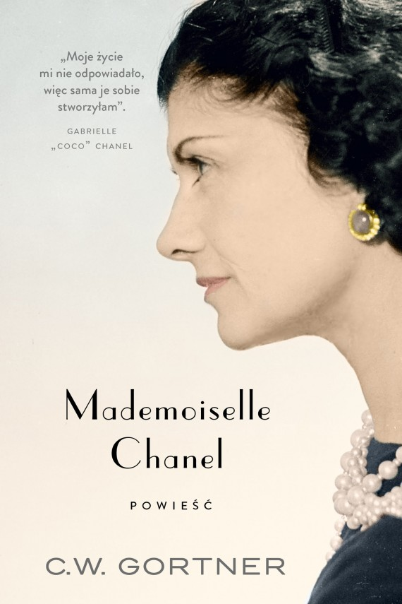 okładka Mademoiselle Chanelebook | EPUB, MOBI | C. W.  Gortner