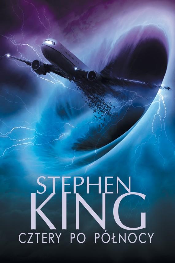 okładka Cztery po północyebook | EPUB, MOBI | Stephen King