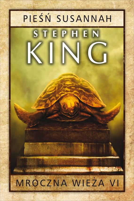 okładka Mroczna Wieża VI: Pieśń Susannahebook | EPUB, MOBI | Stephen King