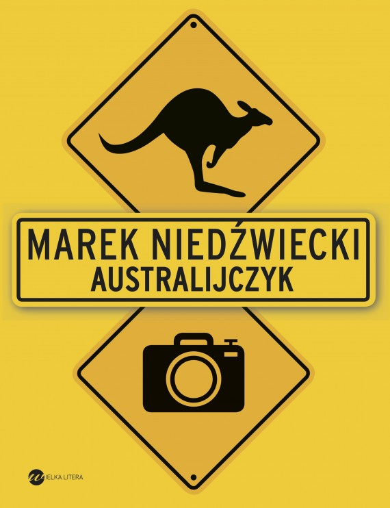 okładka Australijczykebook | EPUB, MOBI | Marek Niedźwiecki