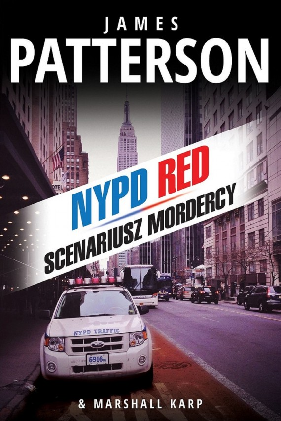 okładka Scenariusz mordercyebook | EPUB, MOBI | James Patterson, Marshall  Karp