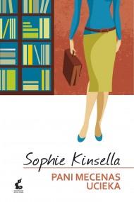 okładka Pani mecenas ucieka. Ebook | papier | Sophie Kinsella