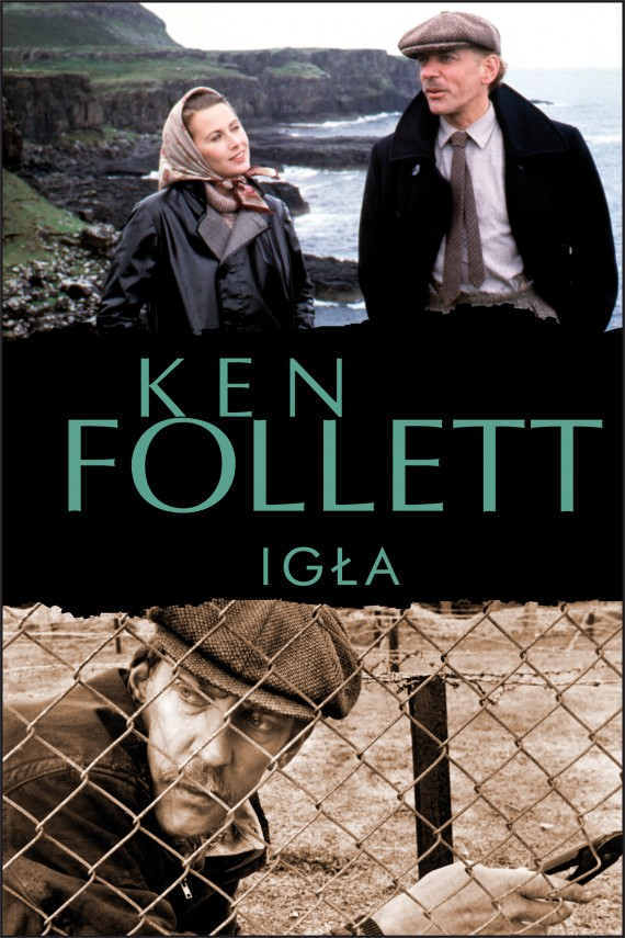 okładka Igłaebook | EPUB, MOBI | Ken Follett