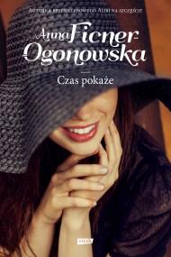 okładka Czas pokaże, Ebook | Anna Ficner-Ogonowska