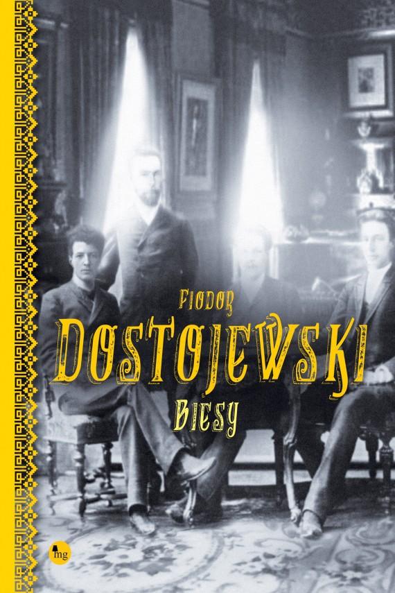 okładka Biesyebook | EPUB, MOBI | Fiodor Dostojewski