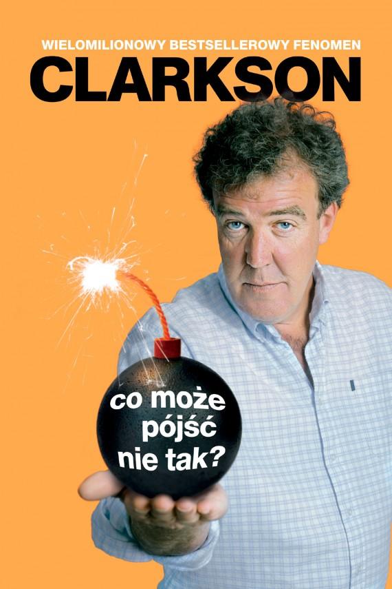 okładka Co może pójść nie tak?ebook | EPUB, MOBI | Jeremy Clarkson