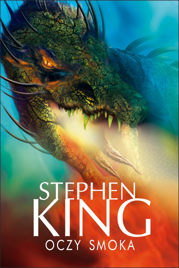 okładka Oczy smokaebook | EPUB, MOBI | Stephen King