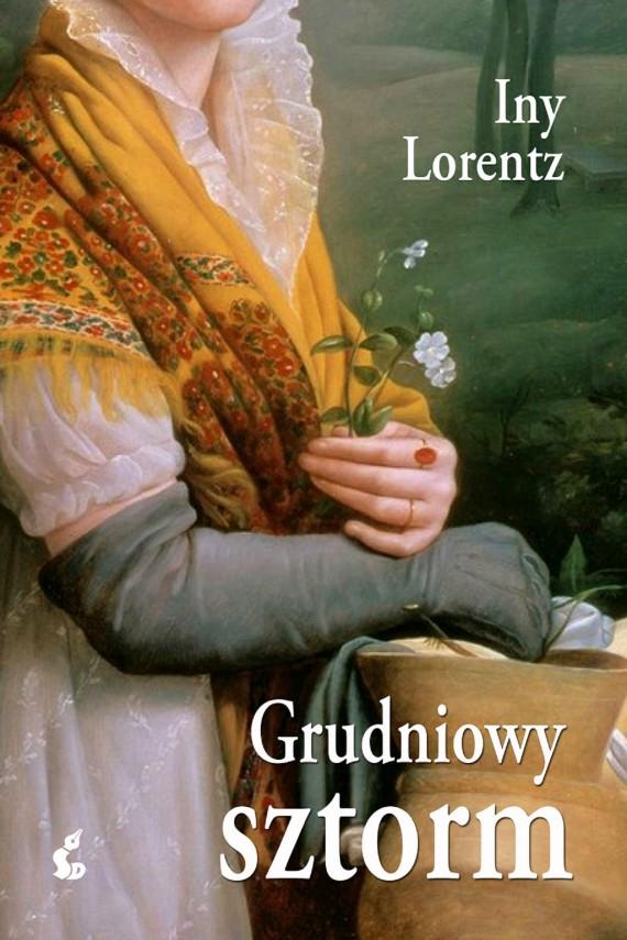 okładka Grudniowy sztormebook | EPUB, MOBI | Iny  Lorentz
