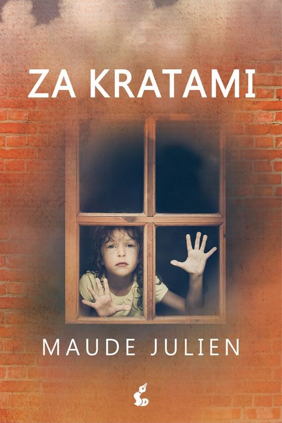 okładka Za kratami. Ebook | EPUB, MOBI | Maude Julien