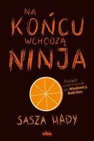 okładka Na końcu wchodzą ninja. Ebook | EPUB,MOBI | Sasza Hady