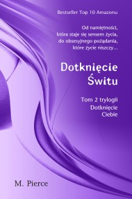 okładka Dotknięcie świtu. Ebook   EPUB,MOBI   M. Pierce