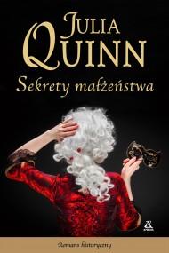 okładka Sekrety małżeństwa. Ebook | EPUB,MOBI | Julia Quinn