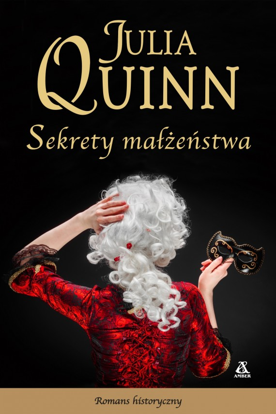 okładka Sekrety małżeństwaebook | EPUB, MOBI | Julia Quinn