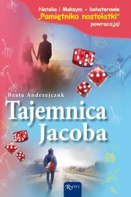 okładka Tajemnica Jacoba. Ebook | EPUB,MOBI | Beata Andrzejczuk