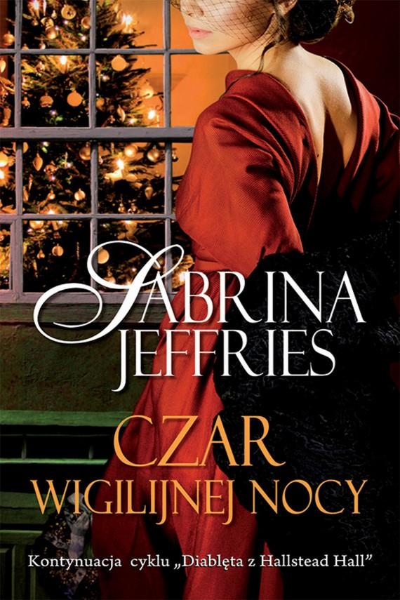 okładka Czar wigilijnej nocyebook | EPUB, MOBI | Sabrina Jeffries