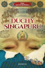 okładka Duchy Singapuru. Ebook   EPUB,MOBI   Ewa Jałochowska