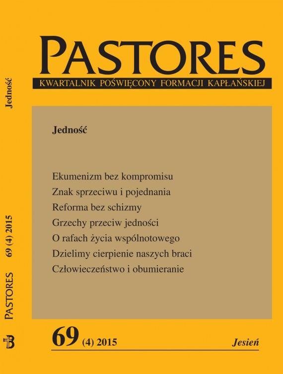 okładka Pastores 69 (4) 2015. Ebook | EPUB, MOBI | Opracowanie zbiorowe