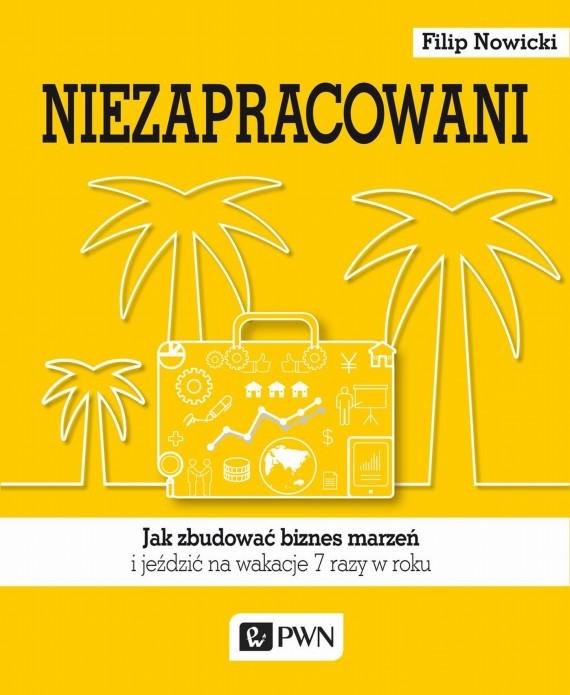 okładka Niezapracowaniebook   EPUB, MOBI   Filip  Nowicki