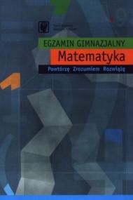 okładka Egzamin gimnazjalny. Matematyka. Ebook | PDF | Hanna Kozłowska