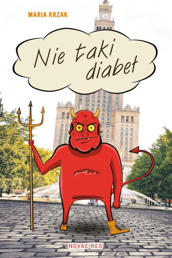 okładka Nie taki diabeł. Ebook   EPUB, MOBI   Maria Krzak
