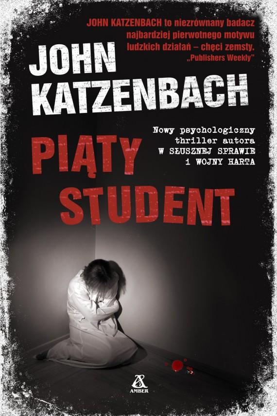 okładka Piąty student. Ebook | EPUB, MOBI | John Katzenbach