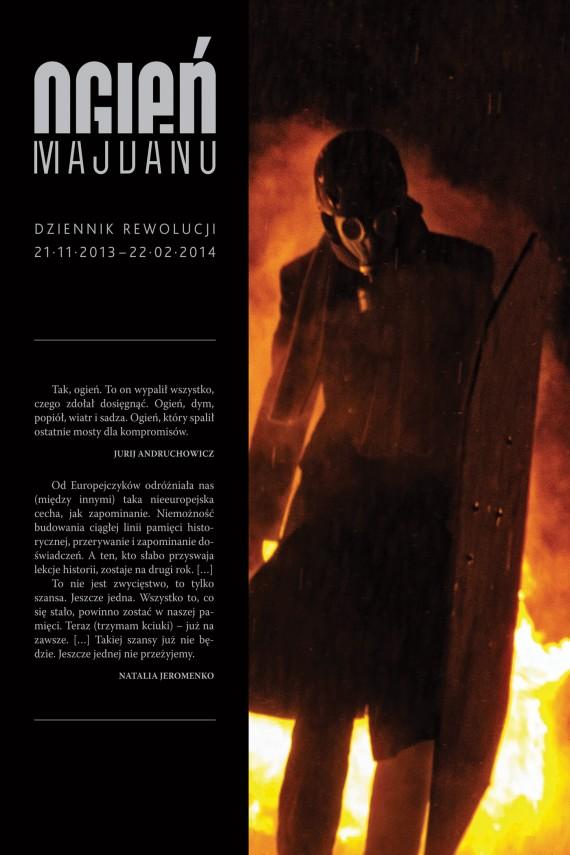 okładka Ogień Majdanuebook | EPUB, MOBI | Opracowanie zbiorowe