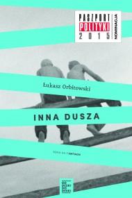 okładka Inna dusza. Ebook | papier | Łukasz Orbitowski