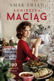 okładka Smak świąt, Ebook | Agnieszka Maciąg