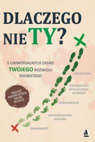 okładka Dlaczego nie TY. Ebook | EPUB,MOBI | Andrzej  Kifonidis