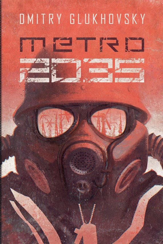 okładka Metro 2035ebook | EPUB, MOBI | Dmitry Glukhovsky
