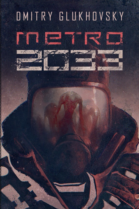 okładka Metro 2033ebook | EPUB, MOBI | Dmitry Glukhovsky
