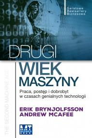 okładka Drugi wiek maszyny, Ebook | Erik   Brynjolfsson, Andrew McAfee