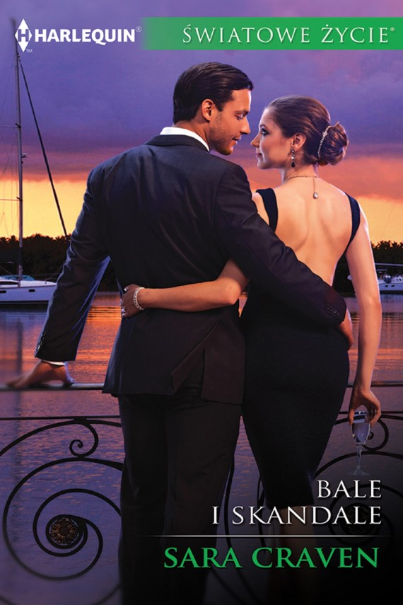 okładka Bale i skandale. Ebook | EPUB, MOBI | Sara Craven
