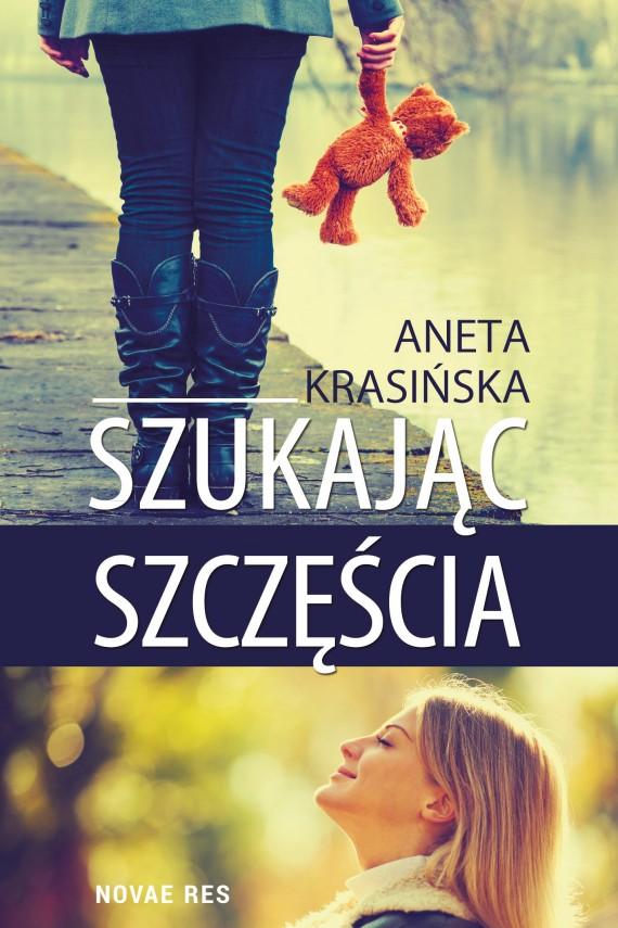 okładka Szukając szczęściaebook | EPUB, MOBI | Aneta Krasińska