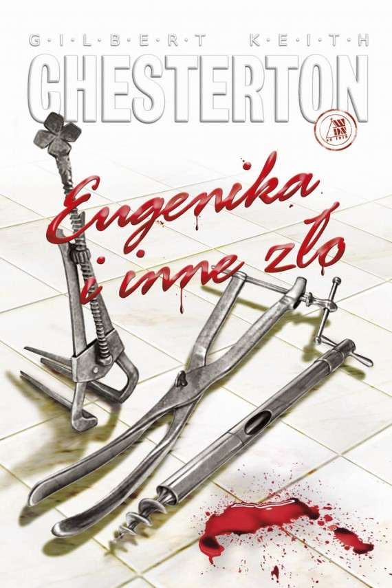 okładka Eugenika i inne złoebook | EPUB, MOBI | Gilbert Keith  Chesterton