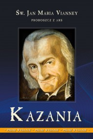 okładka Kazania tom 1. Ebook | EPUB,MOBI | Jan Maria  Vianney