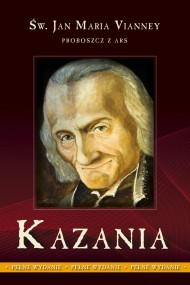 okładka Kazania tom 2. Ebook | EPUB,MOBI | Jan Maria  Vianney
