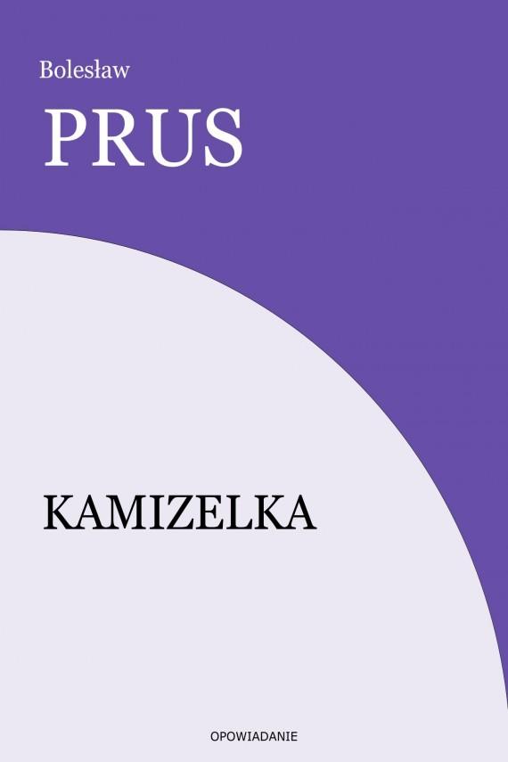 okładka Kamizelkaebook | EPUB, MOBI | Bolesław Prus