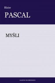 okładka Myśli. Ebook   Blaise Pascal