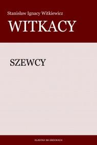 okładka Szewcy, Ebook   Stanisław Witkiewicz