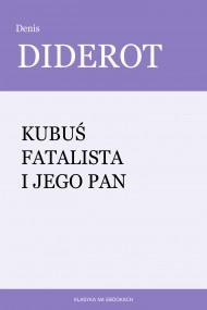 okładka Kubuś fatalista i jego pan. Ebook | EPUB,MOBI | Denis Diderot