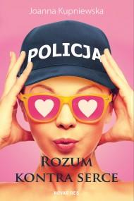 okładka Rozum kontra serce. Ebook   EPUB,MOBI   Joanna  Kupniewska