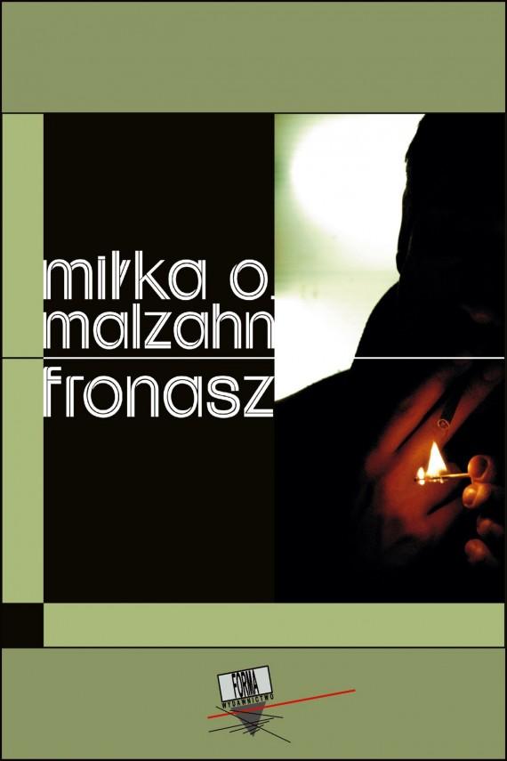 okładka Fronaszebook | EPUB, MOBI | Miłka O.  Malzahn