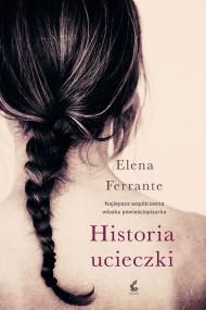 okładka Historia ucieczki. Ebook | papier | Elena Ferrante